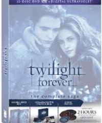 Twilight Forever: The Complete Saga is Released